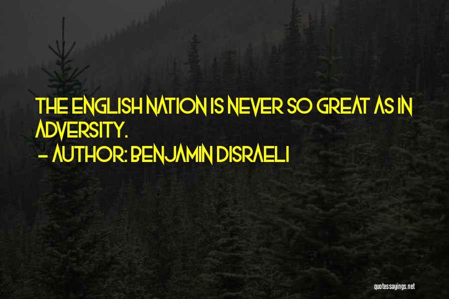 Benjamin Disraeli Quotes 389069
