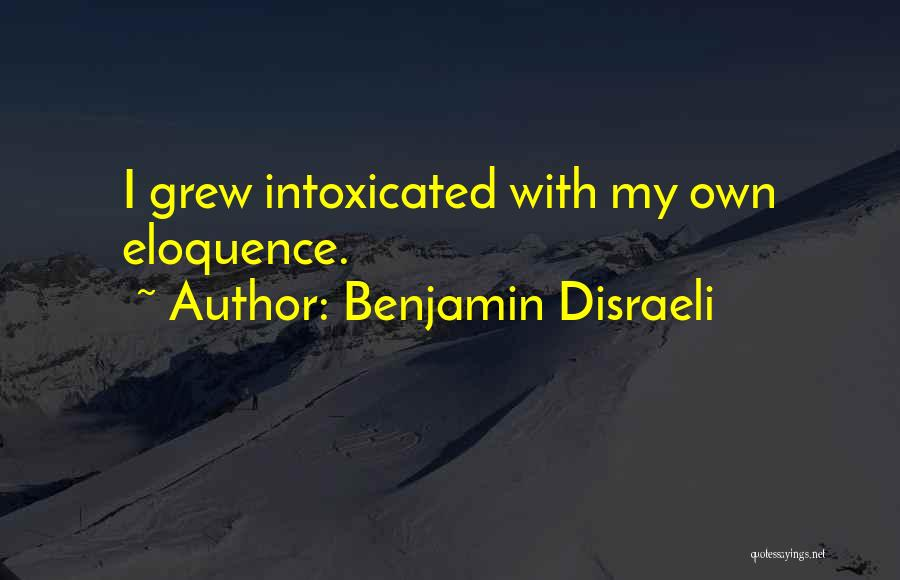Benjamin Disraeli Quotes 522743