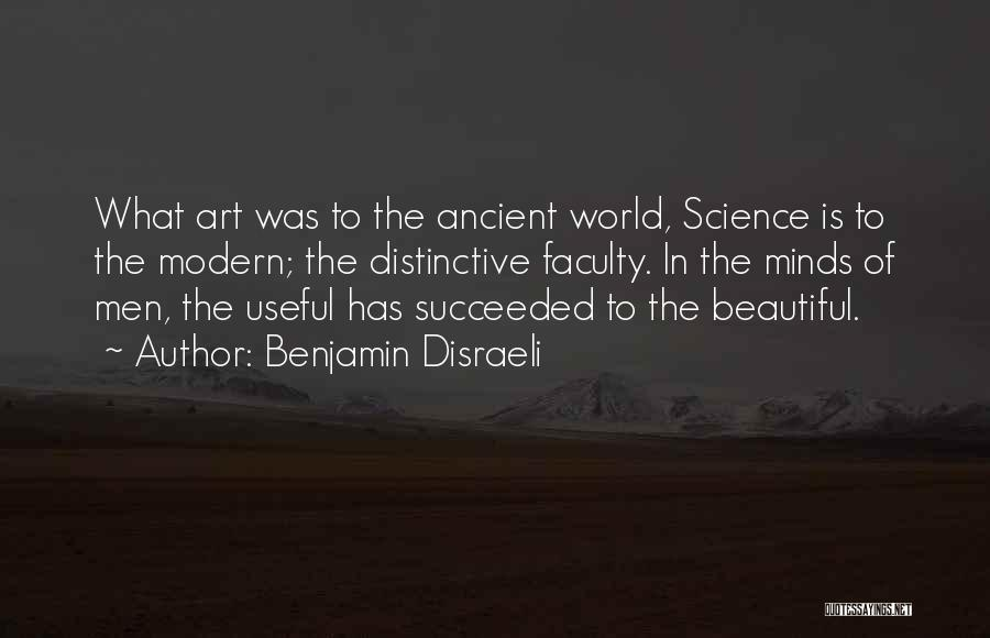 Benjamin Disraeli Quotes 540520
