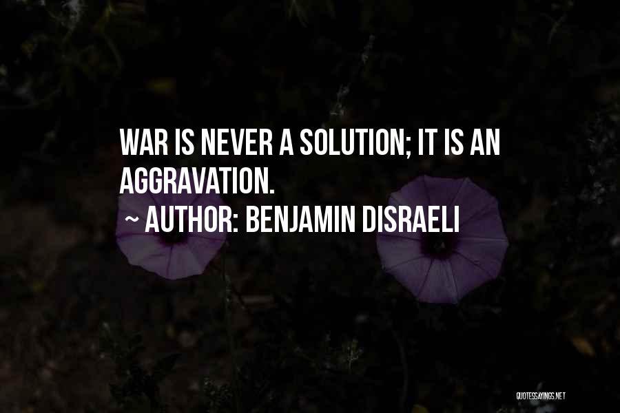 Benjamin Disraeli Quotes 582066