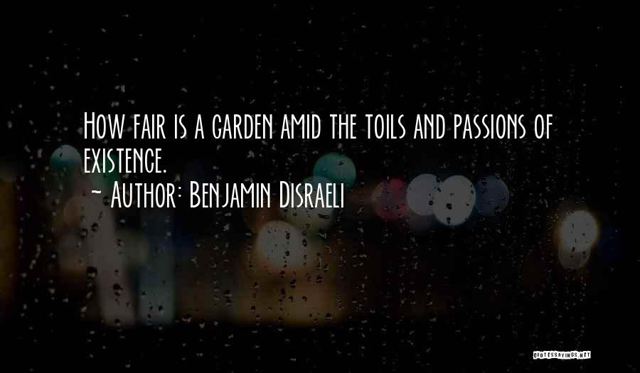 Benjamin Disraeli Quotes 584354