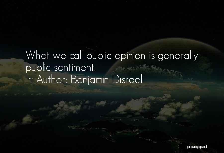Benjamin Disraeli Quotes 647736