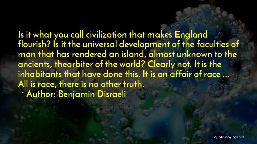 Benjamin Disraeli Quotes 726955