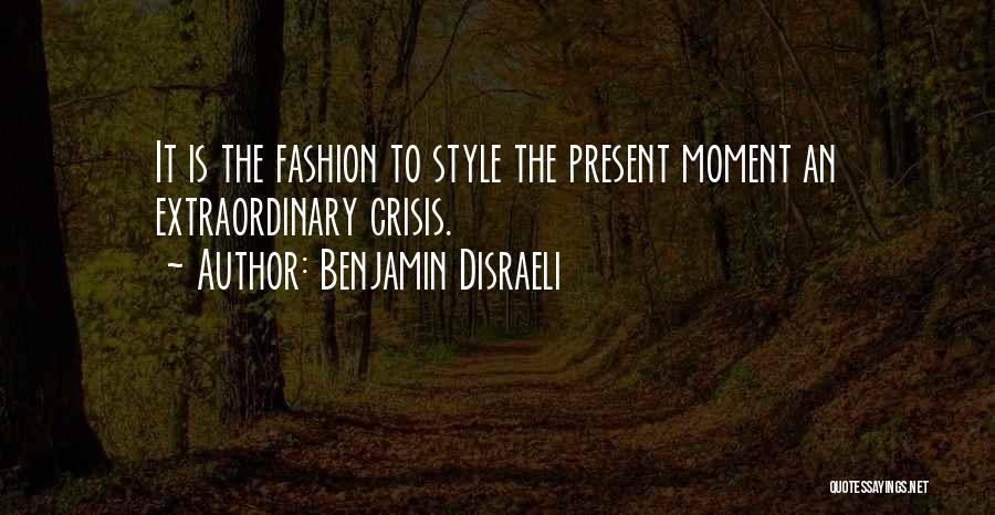 Benjamin Disraeli Quotes 758788