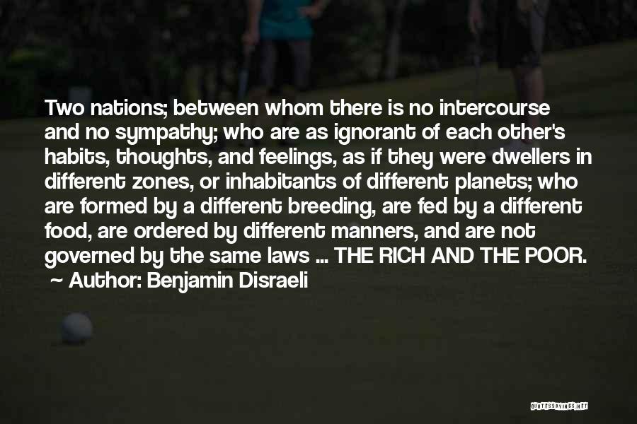 Benjamin Disraeli Quotes 770400