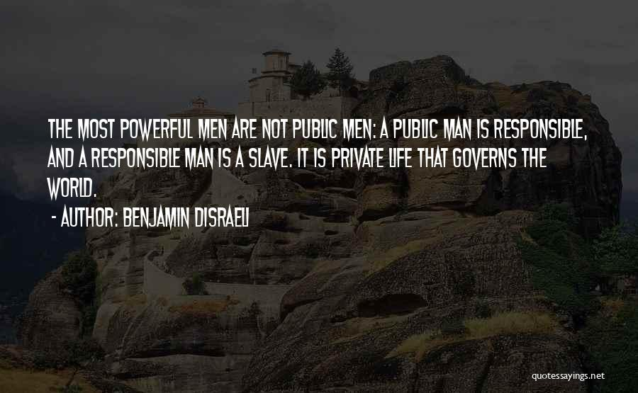 Benjamin Disraeli Quotes 865116