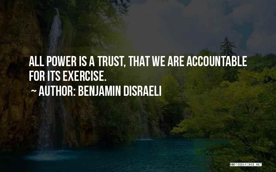 Benjamin Disraeli Quotes 868030
