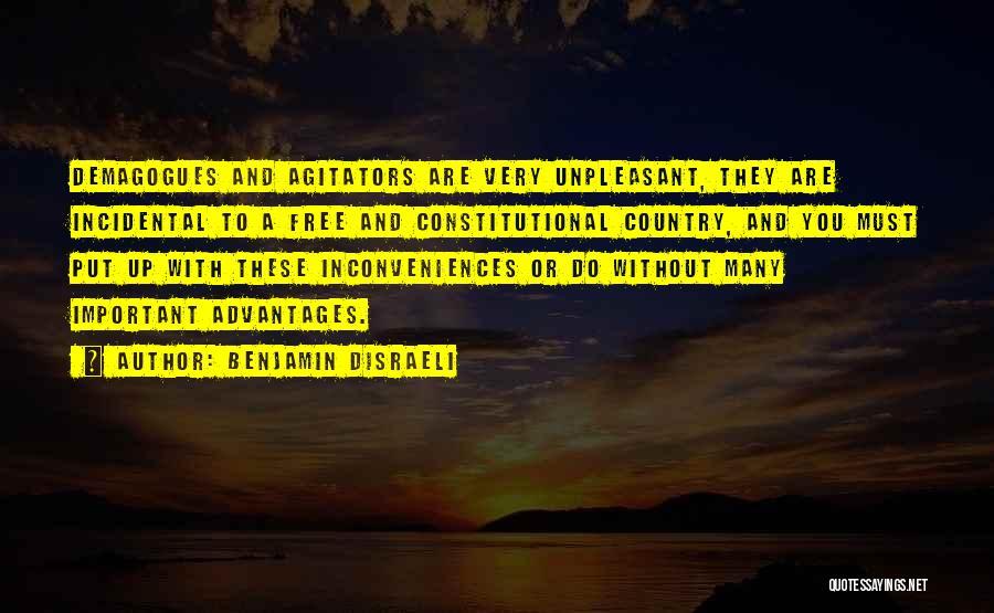 Benjamin Disraeli Quotes 912541