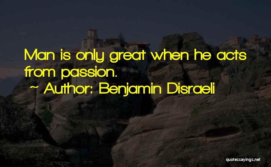 Benjamin Disraeli Quotes 977825