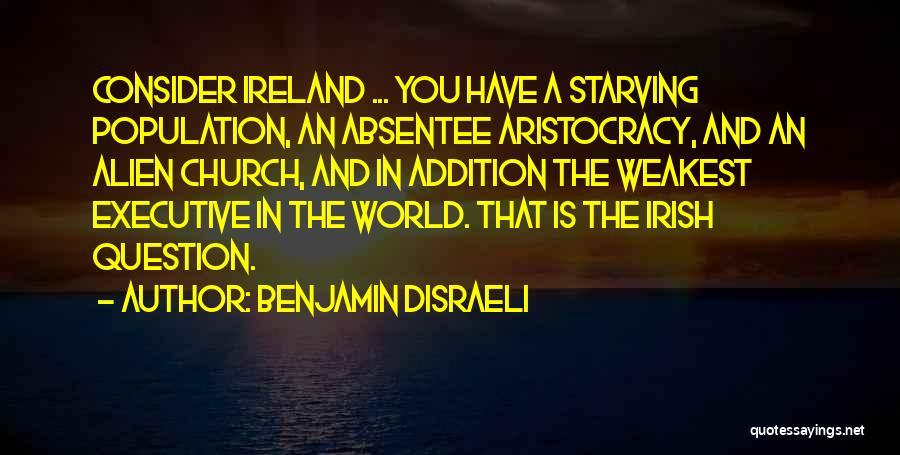 Benjamin Disraeli Quotes 98075