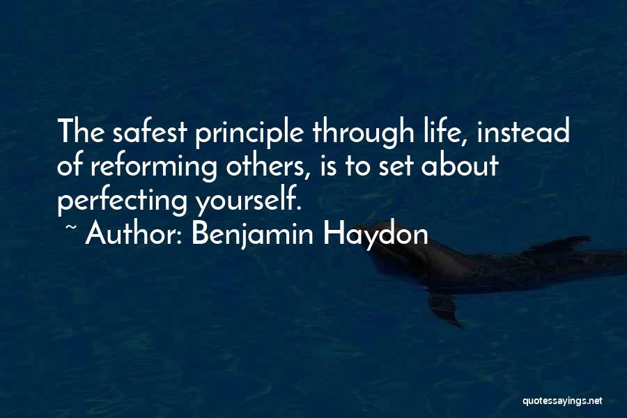 Benjamin Haydon Quotes 1067893