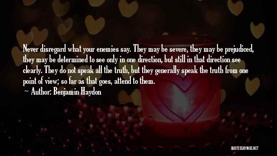 Benjamin Haydon Quotes 1139661