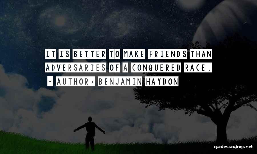 Benjamin Haydon Quotes 1399743