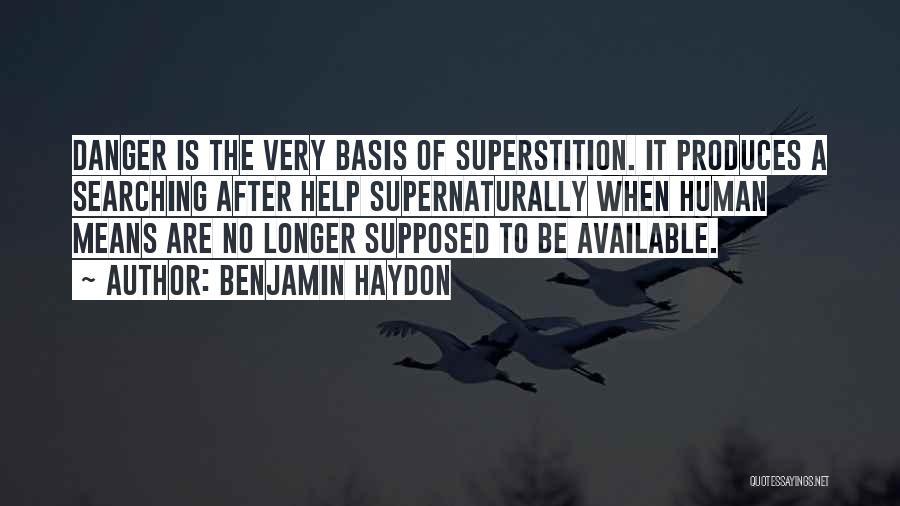 Benjamin Haydon Quotes 152363