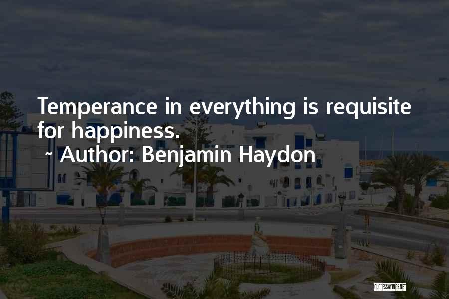 Benjamin Haydon Quotes 1651901