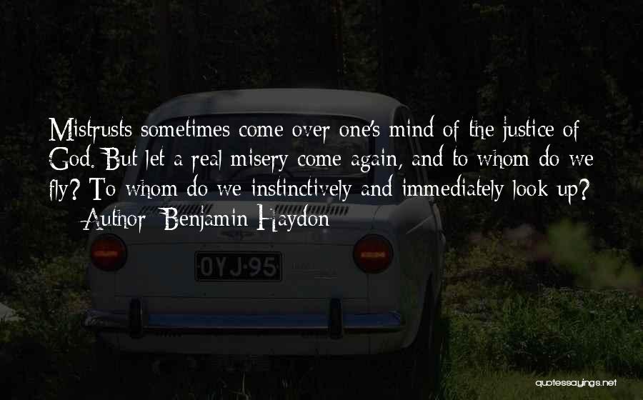Benjamin Haydon Quotes 1822837