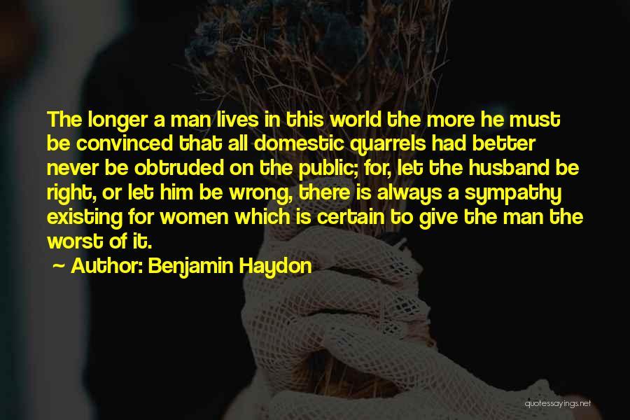 Benjamin Haydon Quotes 1887544