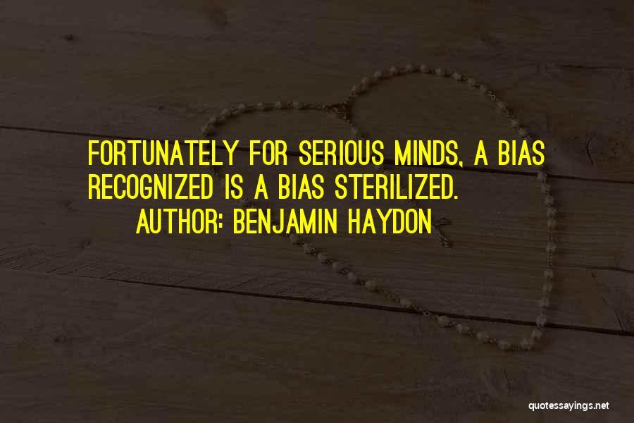 Benjamin Haydon Quotes 703344