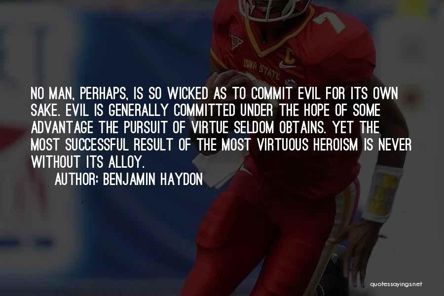 Benjamin Haydon Quotes 747147
