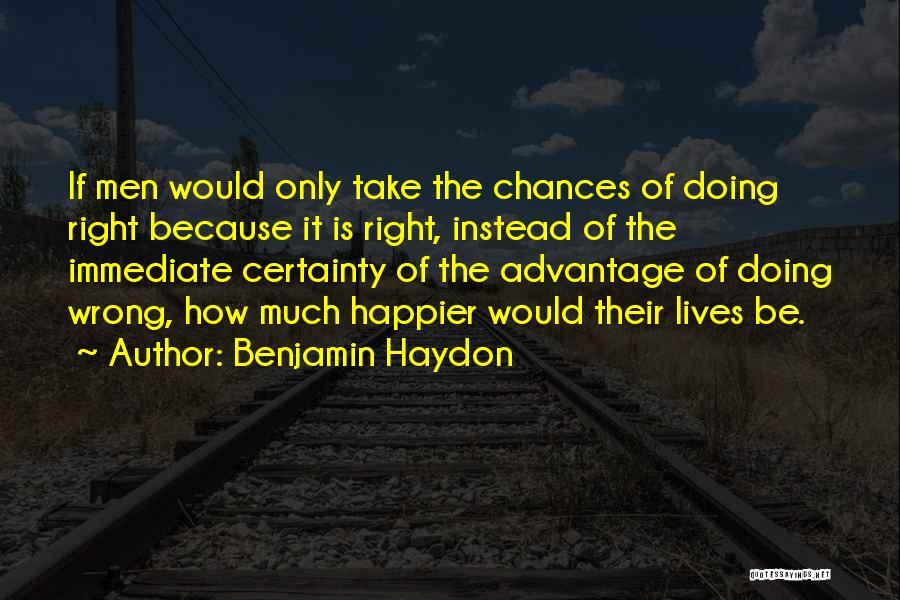 Benjamin Haydon Quotes 785868