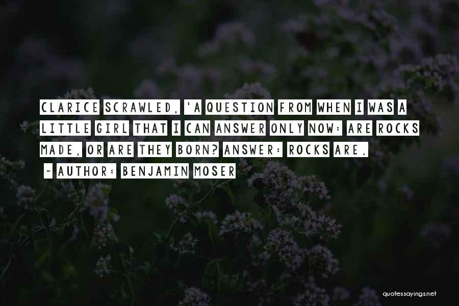 Benjamin Moser Quotes 1591365
