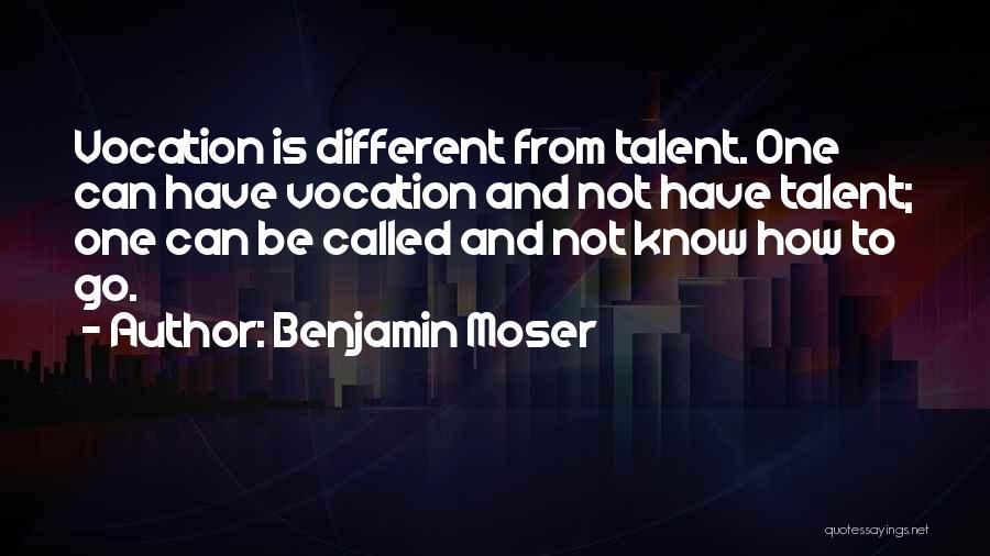 Benjamin Moser Quotes 2253751