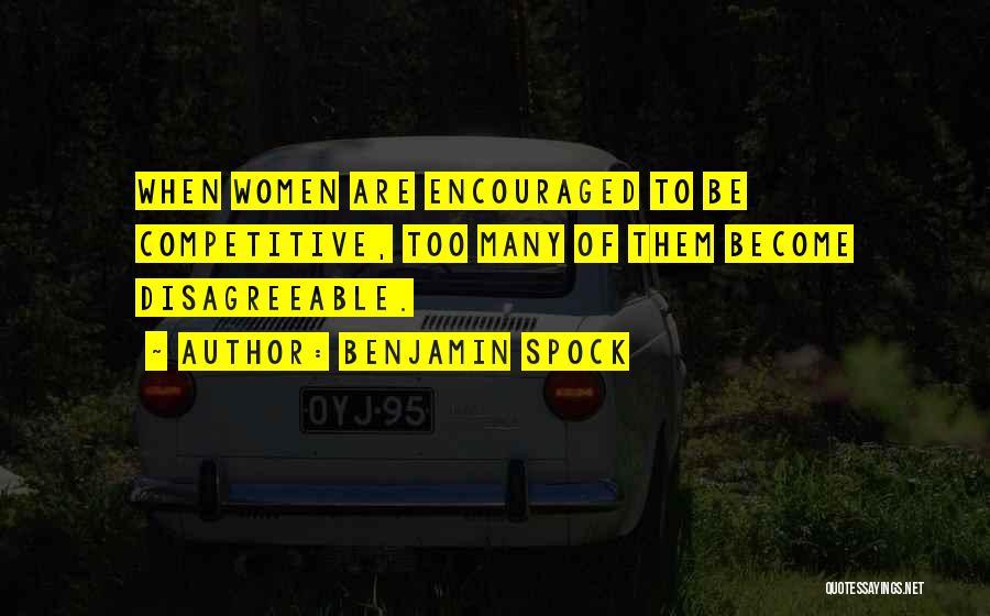 Benjamin Spock Quotes 116251