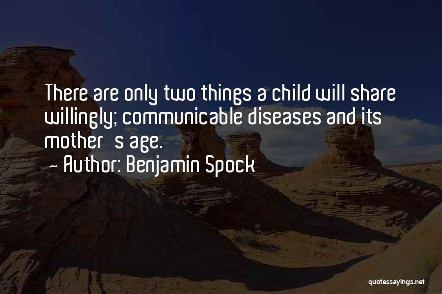 Benjamin Spock Quotes 1360064