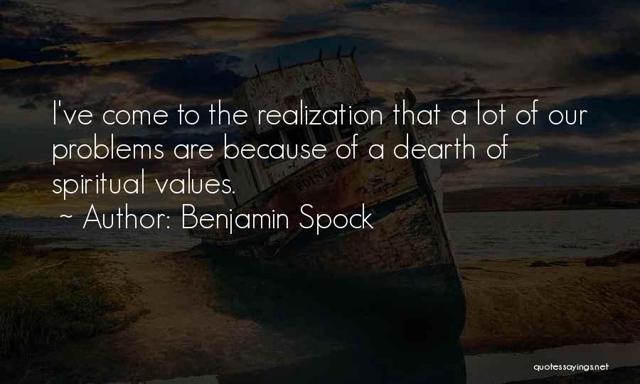 Benjamin Spock Quotes 1836480