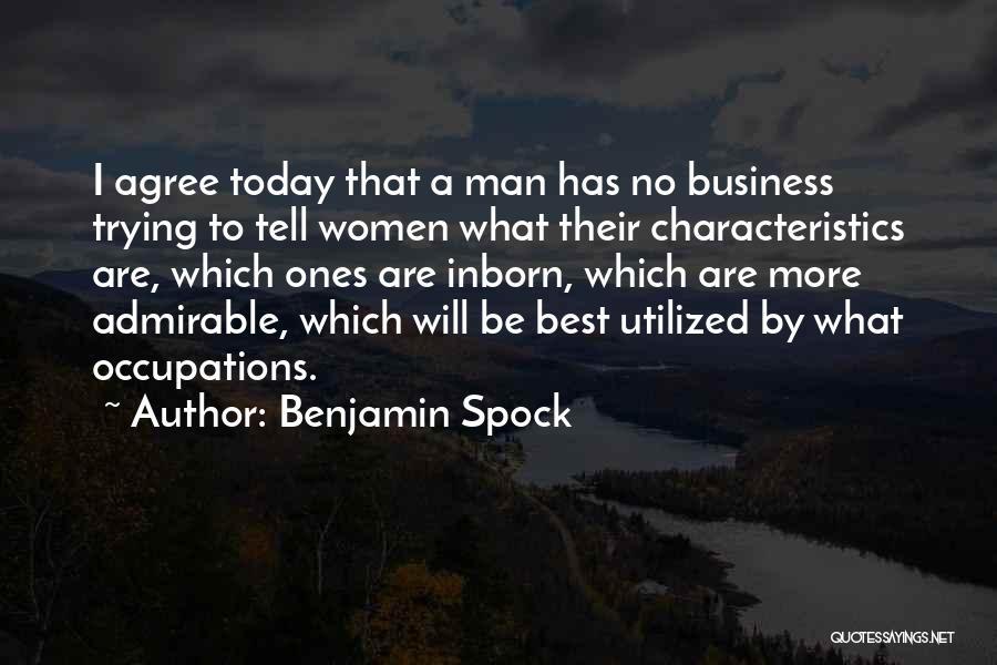Benjamin Spock Quotes 1995084