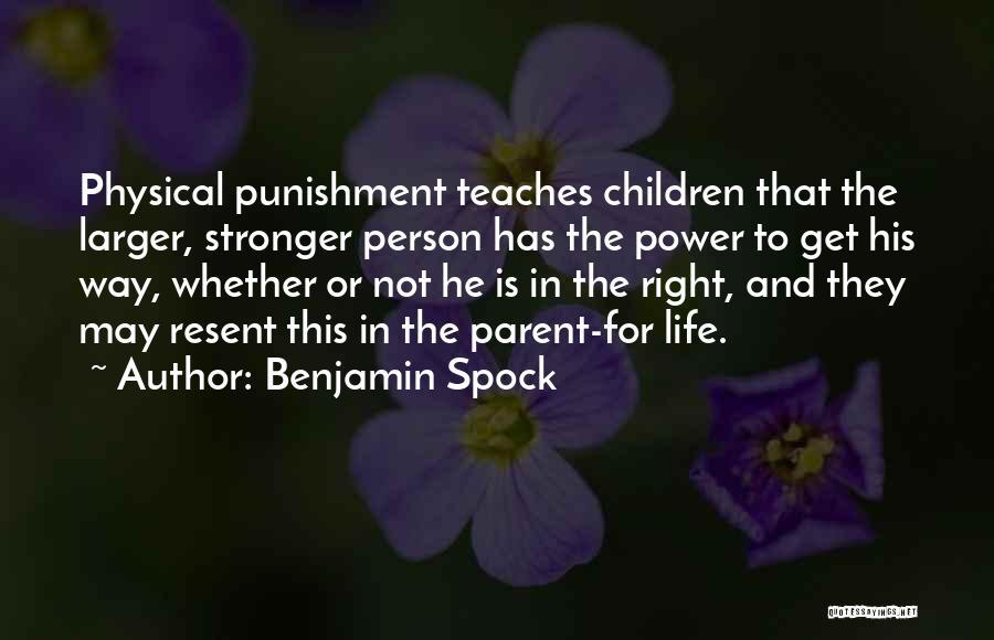 Benjamin Spock Quotes 2056988
