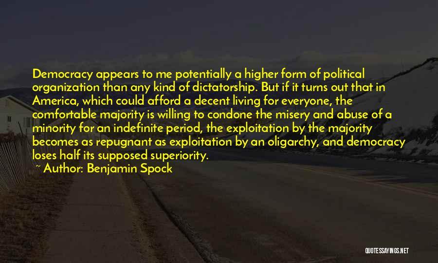 Benjamin Spock Quotes 370543