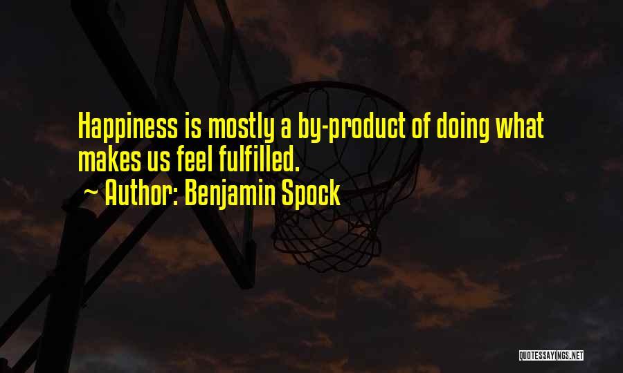 Benjamin Spock Quotes 819723