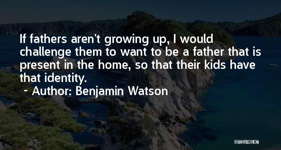 Benjamin Watson Quotes 430500