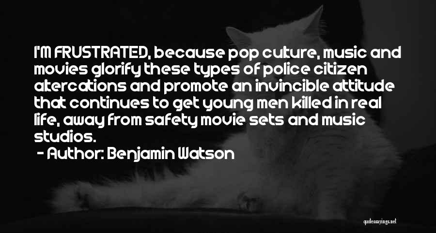 Benjamin Watson Quotes 465048