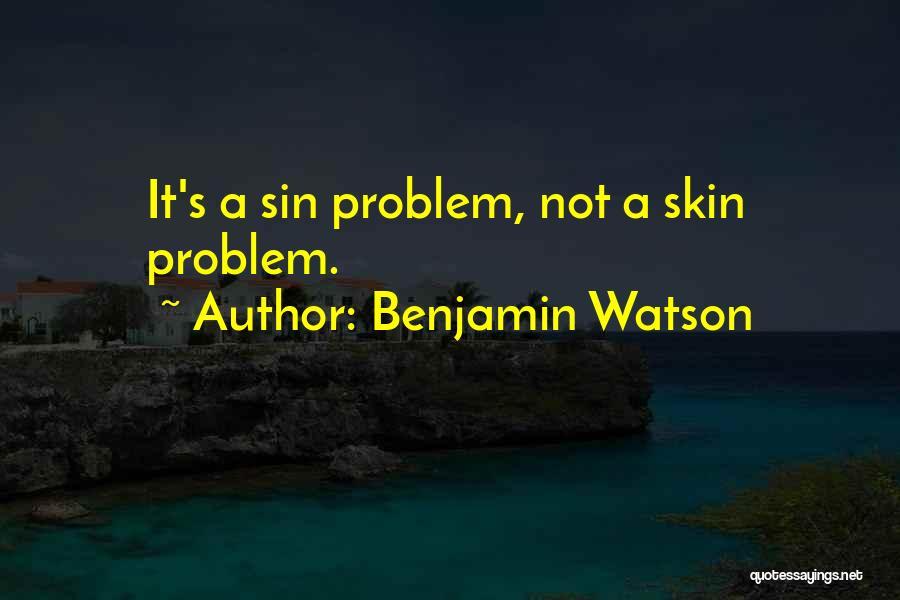 Benjamin Watson Quotes 621795