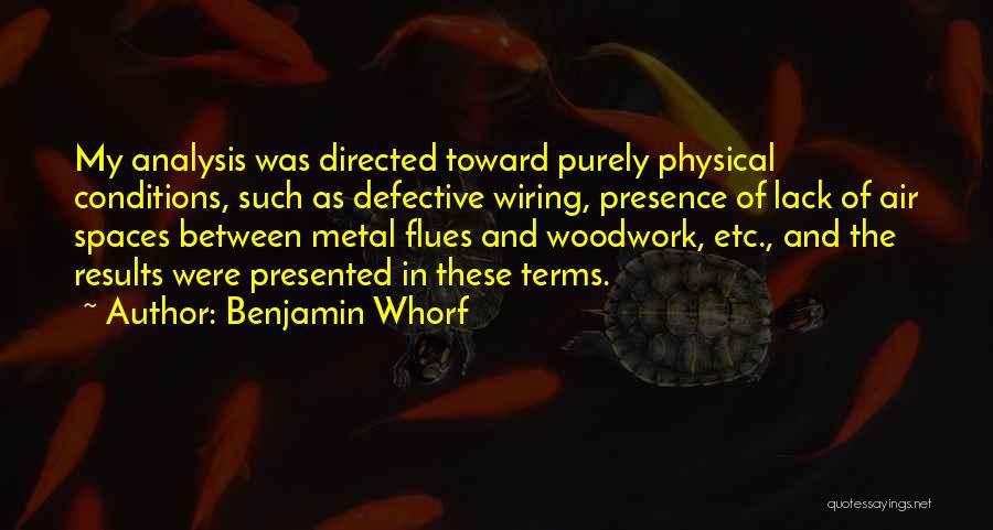 Benjamin Whorf Quotes 1608877