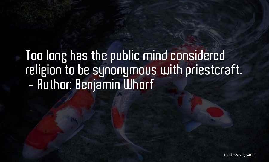Benjamin Whorf Quotes 415346