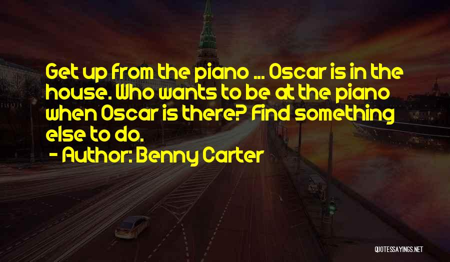 Benny Carter Quotes 1043746