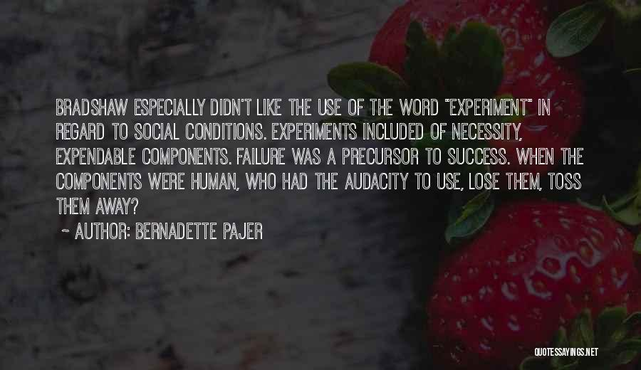 Bernadette Pajer Quotes 1649357