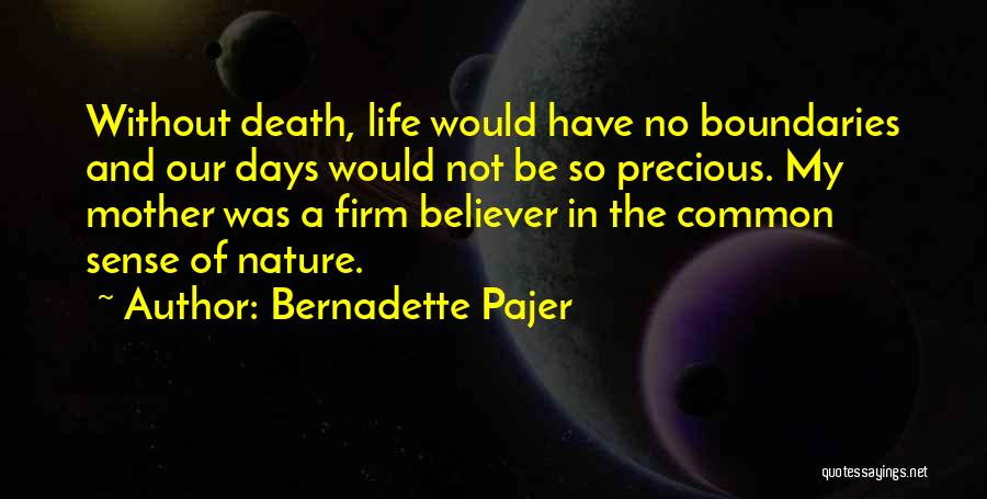 Bernadette Pajer Quotes 977158