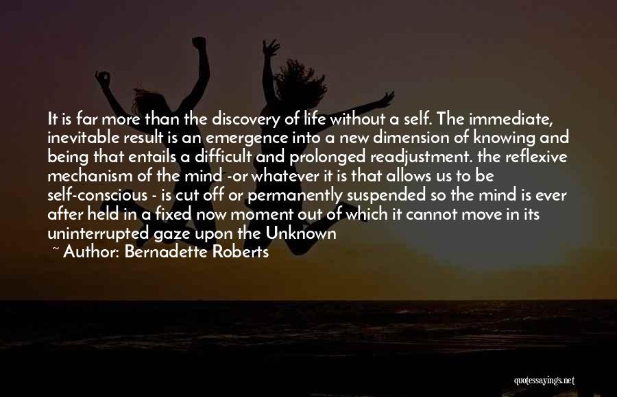 Bernadette Roberts Quotes 101019