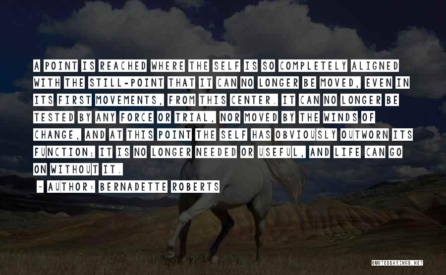Bernadette Roberts Quotes 204139