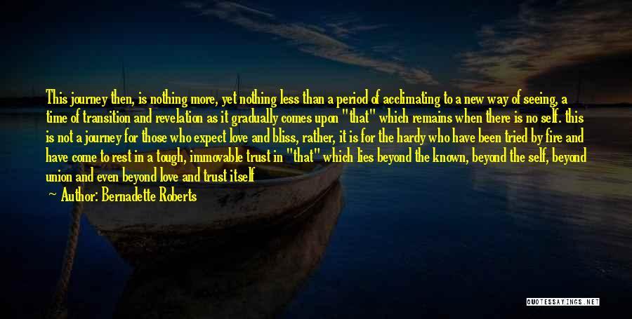 Bernadette Roberts Quotes 2237096