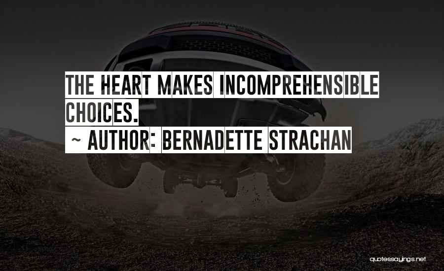 Bernadette Strachan Quotes 1441137