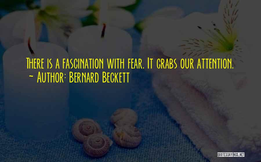 Bernard Beckett Quotes 1084820