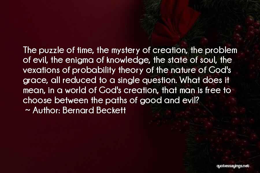 Bernard Beckett Quotes 1135471