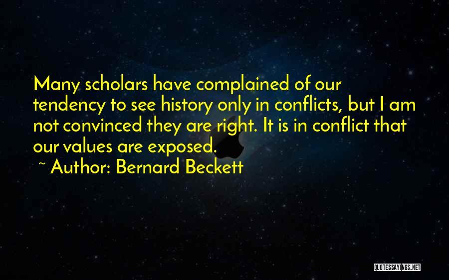 Bernard Beckett Quotes 1229478