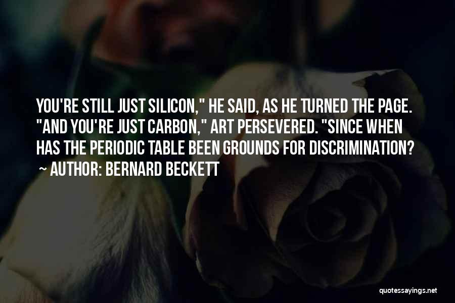 Bernard Beckett Quotes 1245891