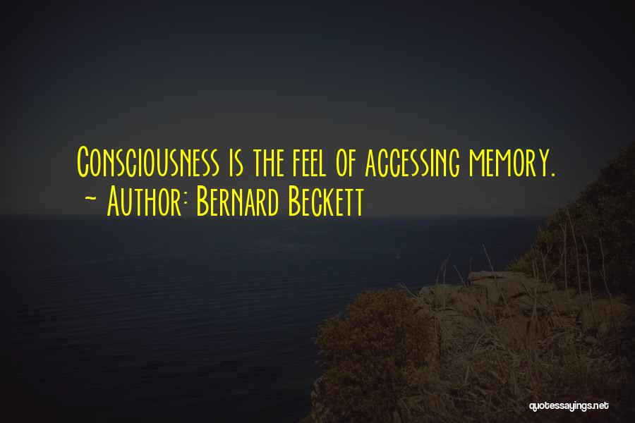 Bernard Beckett Quotes 127250